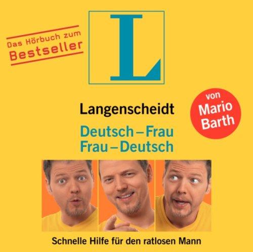 Langenscheidt Deutsch-Frau CD, Barth, M.