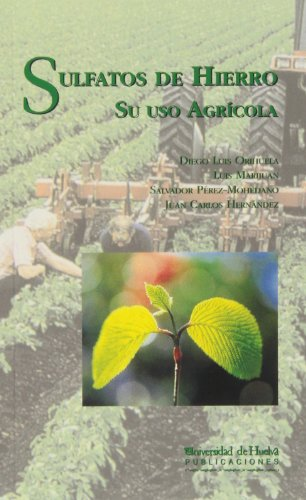 Descargar Libro Sulfato de hierro: su uso agrícola de Hernández