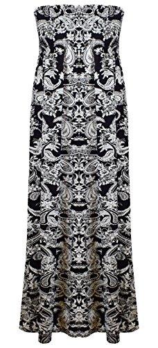 Vanilla Inc - Robe - Femme noir * taille unique black back majestic