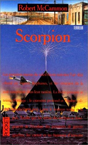 Scorpion par Robert McCammon
