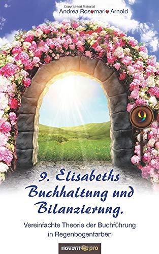 9. Elisabeths Buchhaltung und Bilanzierung. Vereinfachte Theorie der Buchführung in Regenbogenfarben