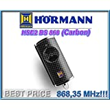 Télécommande HÖRMANN HSE2 868-BS carbon , 868,35 Mhz