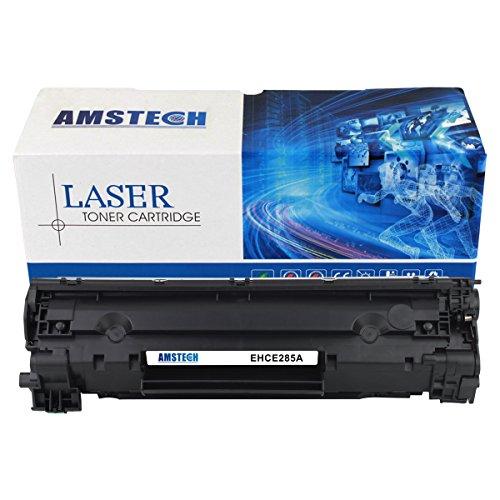 Preisvergleich Produktbild Amstech kompatibel toner CE285A 85A fuer HP LaserJet Pro P1100 P1102 P1102W P1102WHP Pro M1132 M1210 M1130 M1212NF M1217NFW ,Standard Yield ( 1600 Seiten)