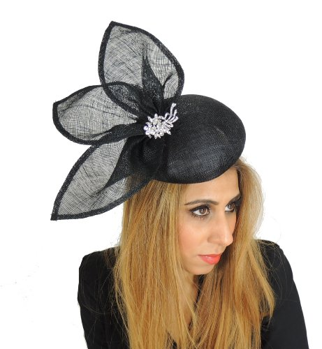 Hats By Cressida - Capeline - Femme Jaune - Doré