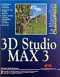 Telecharger Livres 3D Studio MAX 3 CD rom (PDF,EPUB,MOBI) gratuits en Francaise