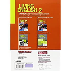 Living English 2 Bachillerato: StudentŽs book