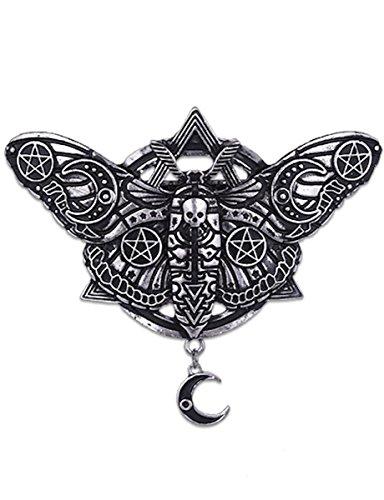 dark-dreams-gothic-haarspange-hairclip-motte-mond-pentagramm-nachtfalter-altsilber-sehr-massiv-resty