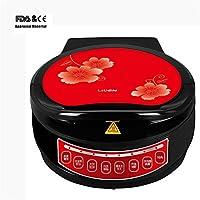 Zqword Pfannkuchen-Maschine Doppelseitige Synchrone Heizung Automatische Pfannkuchen-Maschine Hauptkuchen-Maschine