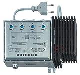 KATHREIN  VCB 28  Antennenverstärker 28dB, 4 Eingänge, regelbar