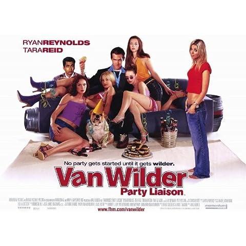 National Lampoon's Van Wilder B 11 x 17 Movie Poster - 28 cm x 44 cm Ryan Reynolds Tara Reid Tim Matheson Kal Penn Teck Holmes Daniel
