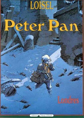 Peter Pan, tome 1 + un dossier Loisel inédit