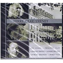 Ferre/Clay/Trenet.. [DE Import] [Import allemand]