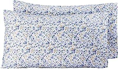AmazonBasics Microfiber Pillowcase, Different Colors, 50x80x2