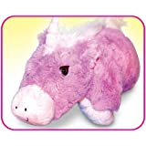 Unicorn Huggle Buddy Toy Pet & Pillow all in One as seen on PITCH TV