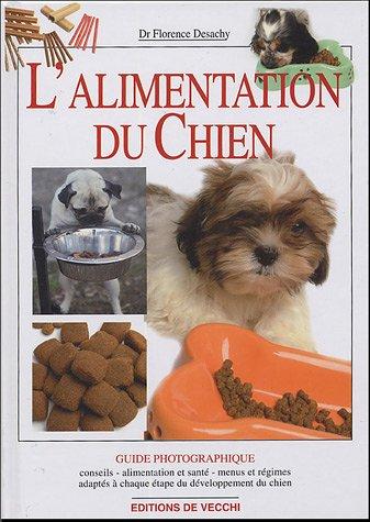 L'alimentation du chien