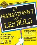 Le management pour les nuls - Sybex - 05/01/1999