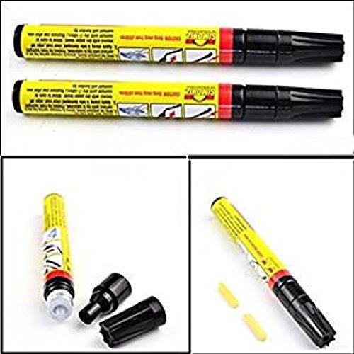 Bitriddis Bolígrafo de reparación de arañazos Coche, portátil, Herramienta para reparación de rotuladores de Coche, para Todo Tipo de Coches