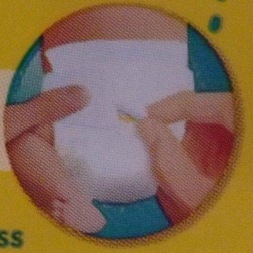 Windeln New Baby Größe 0 micro (1-2,5 kg) – Packung x 24 Windeln - 8