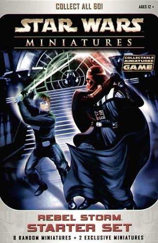 Star Wars Miniatures Entry Pack: A Star Wars Miniatures Game Product (Star Wars Miniatures Product) - 400 Iu Öl