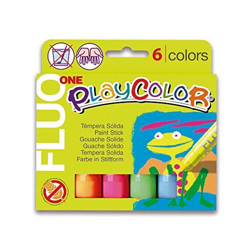 Instant - Juego 6 rotuladores fluorescentes Fluo 40139.04