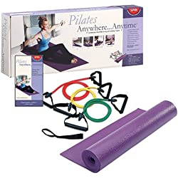 SPRI Pilates Anywhere Anytime Portable Kit