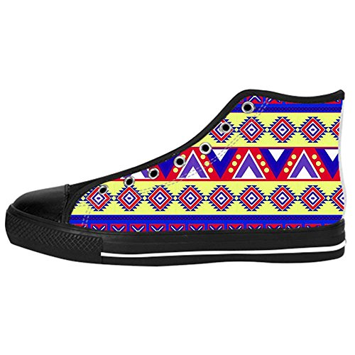 Dalliy das tribal Kids Canvas shoes Schuhe Lace-up High-top Footwear Sneakers D