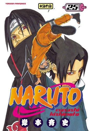 Naruto Edition simple Tome 25