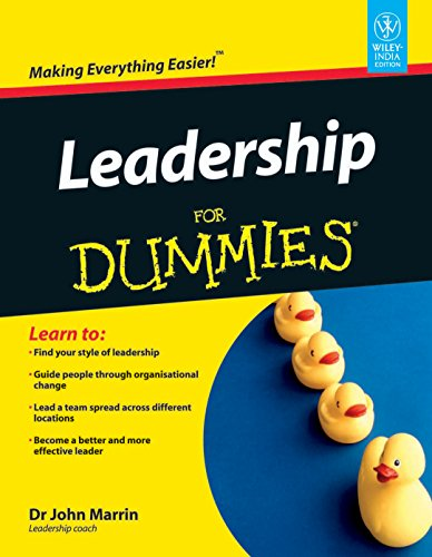 [Leadership For Dummies] [by: John Marrin]