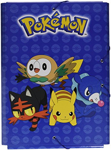 Pokemon - Carpeta solapas (CYP Imports CS-02-PK)