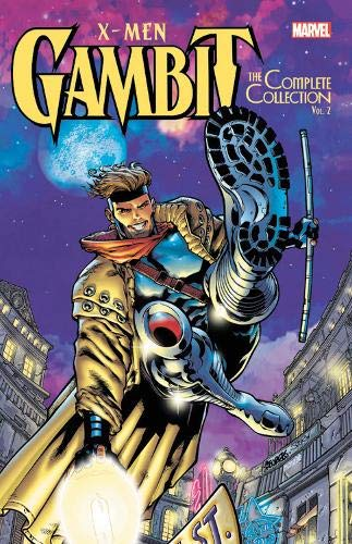 Gambit Superhelden - X-Men: Gambit - The Complete Collection