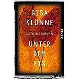 Unter dem Eis: Kriminalroman (Judith-Krieger-Krimis 2)