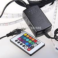 Readycor (TM) 5m/rotolo 3528RGB LED flessibile striscia