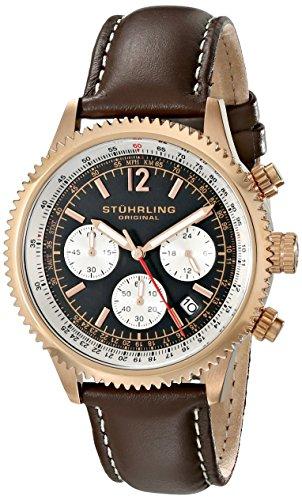 51FBRtuimSL - Stuhrling Original Mens 669.04 watch