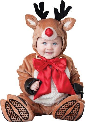 Reindeer Costume bébé - 12-18 Mon