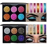 Best Maquillajes impermeables - Wysgvazgv 6 Colores Paleta de Sombras de Ojos Review