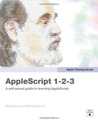 Apple Training Series: AppleScript 1-2-3 by Sal Soghoian (2009-01-09) par Sal Soghoian;Bill Cheeseman