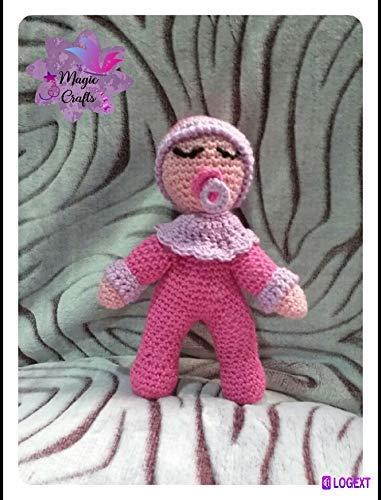 Peluche dormilón rosa