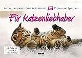 Aufstell-Spiral-Kalender Für Katzenliebhaber