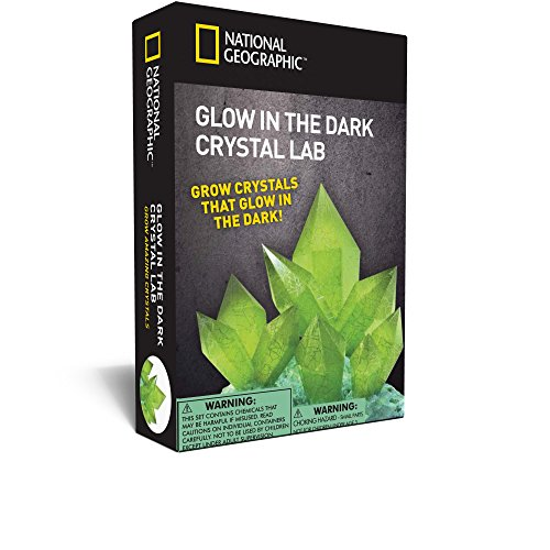 stal Growing Science Kit by NATIONAL GEOGRAPHIC (Science-lab-kit)