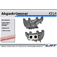 LRTKrümmer Abgasanlage K044 u.a für Opel Abgaskrümmer
