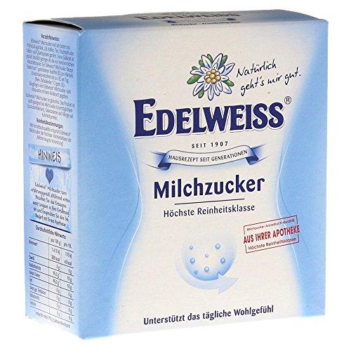 EDELWEISS Milchzucker, 250 g -