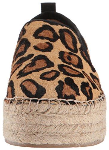 Sam Edelman Carrin, Espadrilles Femme Multicolore (New Nude Leopard)