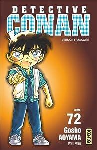 Détective Conan Edition simple Tome 72
