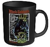 Black Sabbath (Poster) Tasse