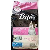Let's Bite Active Kitten Cat Food, 1.2kg (20% Extra)