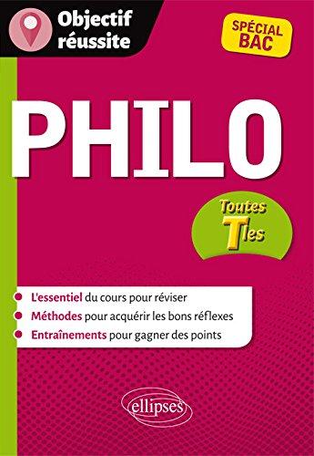 Philo Toutes Terminales Spécial BAC