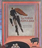 """Afficher """"La poésie populaire"""""""