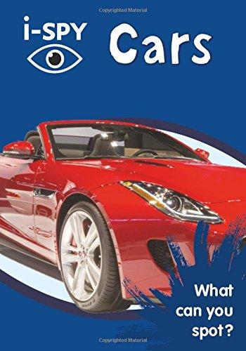 i-SPY Cars: What can you spot? (Collins Michelin i-SPY Guides) por i-SPY