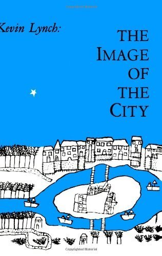 The Image of the City (Harvard-MIT Joint Center for Urban Studies Series) by Lynch, Kevin (1960) Paperback