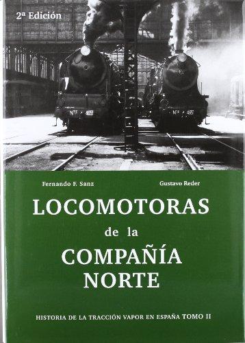 Locomotoras de la compañia norte por Gustavo Reder Gado